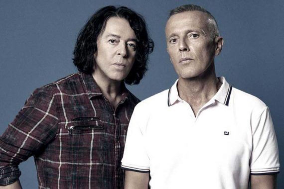 TEARS FOR FEARS im Sommer auf kleiner Open Air Tour