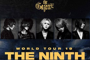 THE GAZETTE auf Ninth-Tour 2019