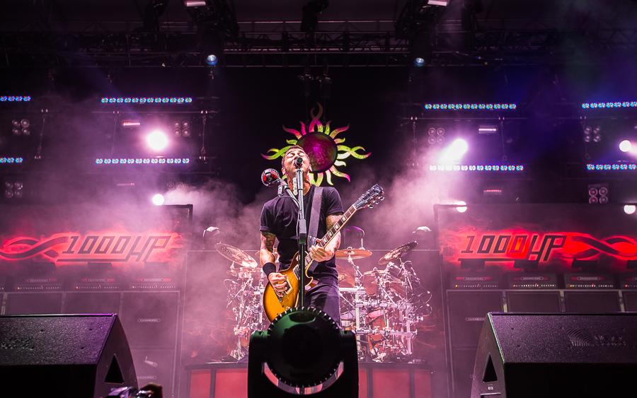 When Legends Rise -  GODSMACK endlich wieder auf Deutschlandtour
