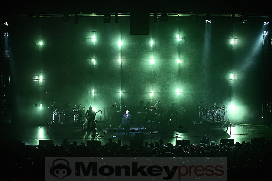 Fotos: MASSIVE ATTACK