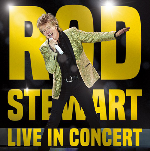 ROD STEWART live in Deutschland