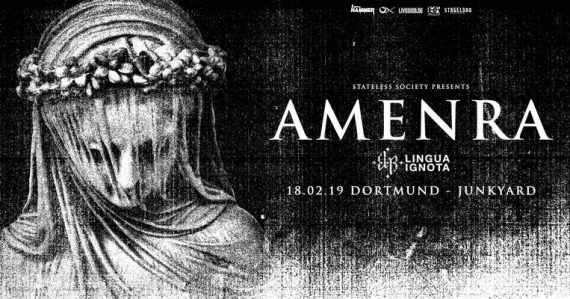 AMENRA - Dortmund, Junkyard (18.02.2019)