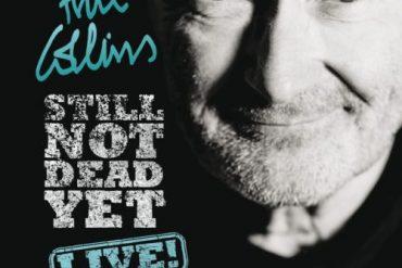 PHIL COLLINS auf Stadiontour