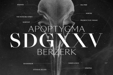APOPTYGMA BERZERK – SDGXXV