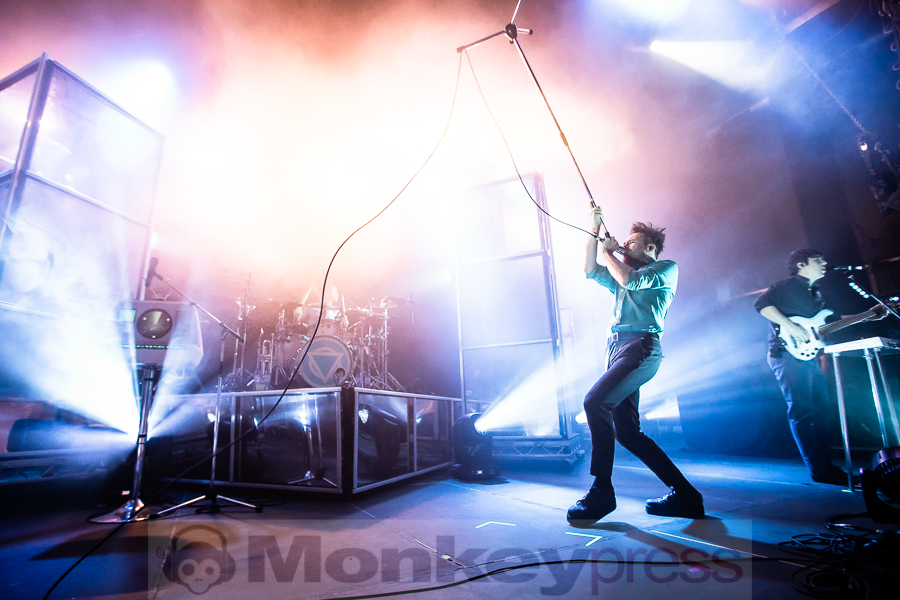 Enter Shikari © Michael Gamon