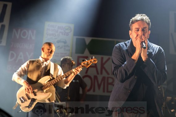 Fotos: THE SPECIALS