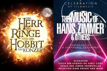 DER HERR DER RINGE & DER HOBBIT und THE MUSIC OF HANS ZIMMER - Klassik Events in Mönchengladbach