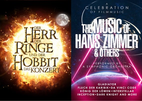 DER HERR DER RINGE & DER HOBBIT und THE MUSIC OF HANS ZIMMER - Klassik Events in Mönchengladbach