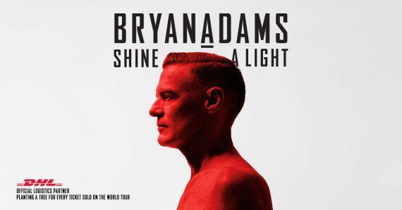 BRYAN ADAMS im Juni mit Hit Feuerwerk in großen Arenen