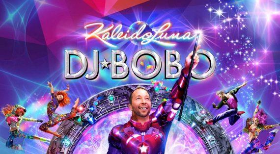DJ BoBo kommt 2019 auf ausgedehnte Arena Tour