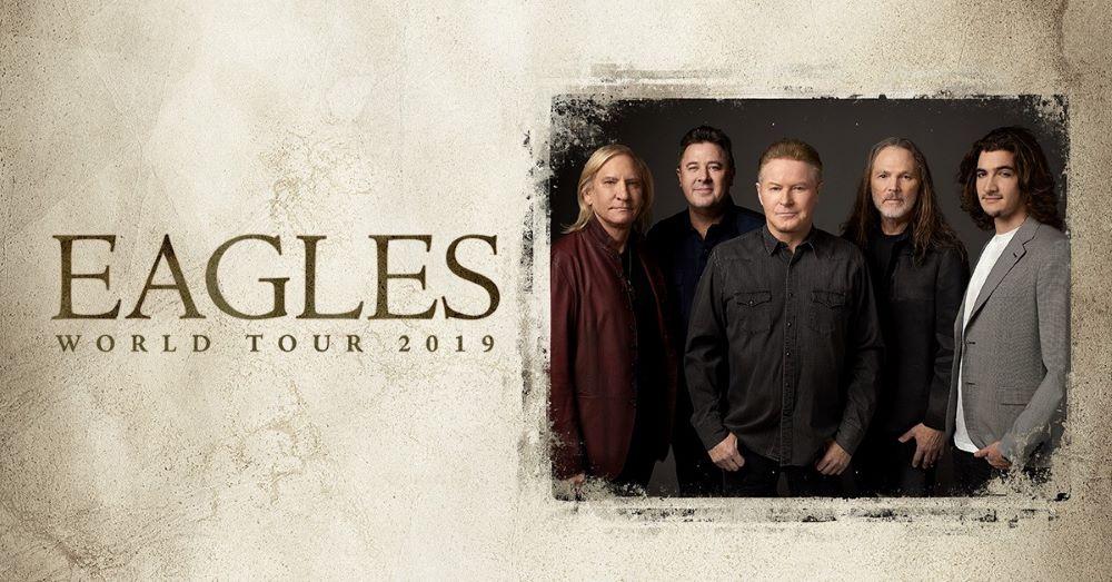 Hell freezes over again! - Die EAGLES auf Deutschland-Tour 2019