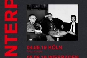 Nachschlag von INTERPOL: Mini-Album und Tour im Frühjahr