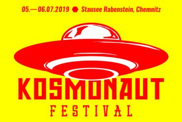 Krasser Stoff, krasses Line-up: Die Infos zum KOSMONAUT FESTIVAL