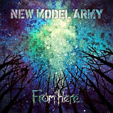 NEW MODEL ARMY – neues Album & Tour in der zweiten Jahreshälfte