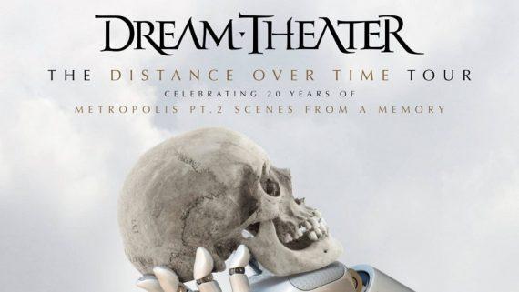 DREAM THEATER bei der ersten Ausgabe des Ghent Indoor Metal Fest und auf Deutschland Tour