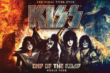 "Das Ende einer Ära - KISS auf ""End of the Road World Tour"""