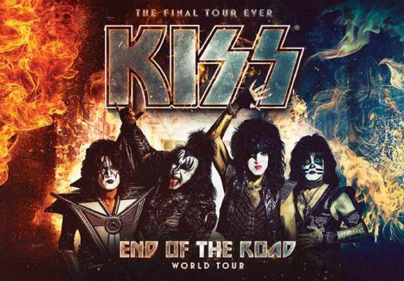 """Das Ende einer Ära - KISS auf """"End of the Road World Tour"""""""