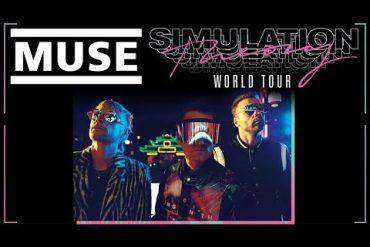 """MUSE - 2019 auf """"Simulation Theory"""" Tour mit Halt in Deutschland"""