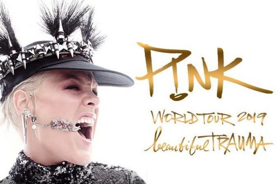 Im Sommer in Deutschlands Stadien: P!NK auf Beautiful Trauma World Tour