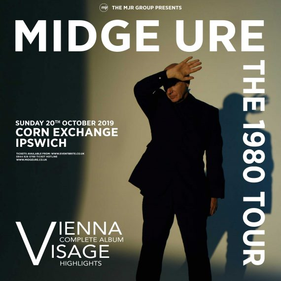 Midge Ure & The Band Electronica - The 1980 Tour