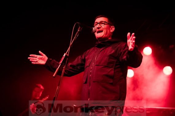 Fotos: PAUL HEATON & JACQUI ABBOTT