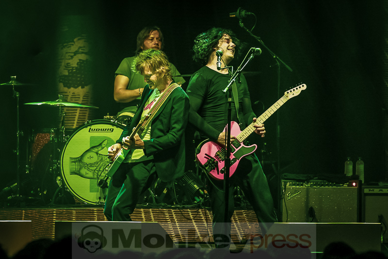 Fotos: THE RACONTEURS