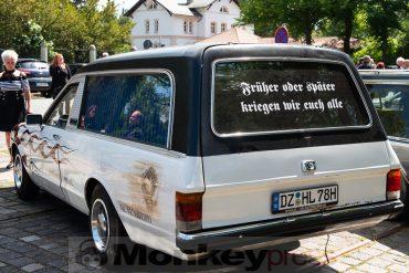 LEICHENWAGENTREFFEN - Wave-Gotik-Treffen (WGT), 08.06.2019