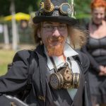 8. STEAMPUNK PICKNICK - Wave-Gotik-Treffen(WGT), 08.06.2019