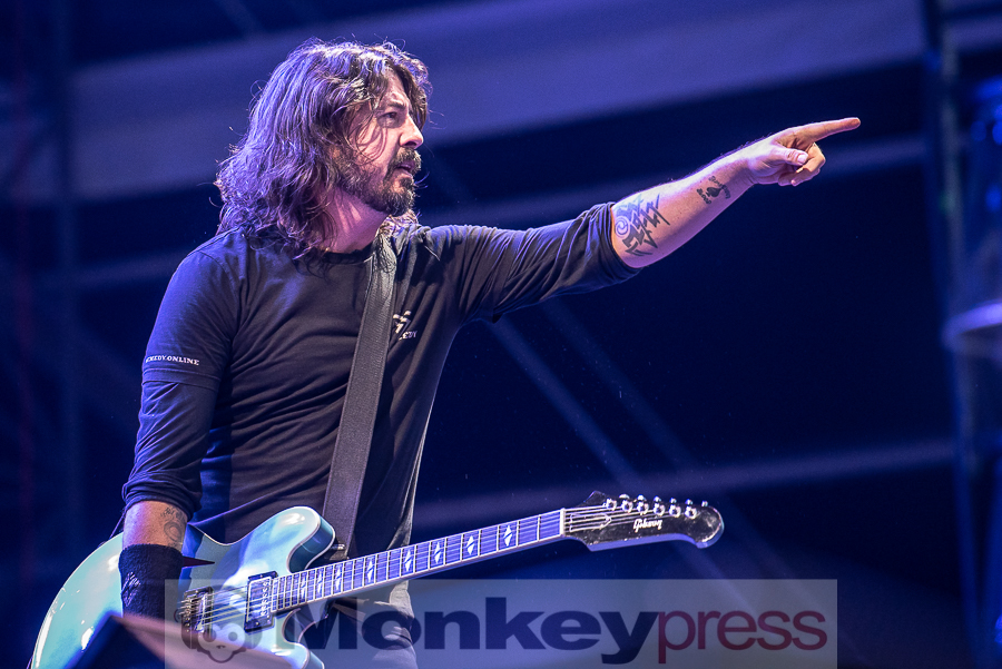 Fotos: FOO FIGHTERS @ HURRICANE FESTIVAL 2019