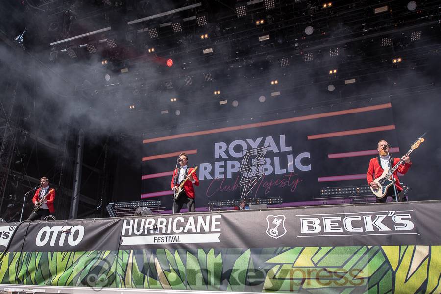 Royal Republic, © Cynthia Theisinger