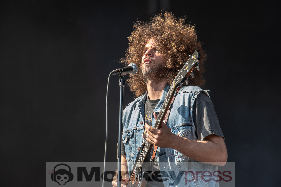Wolfmother, © Cynthia Theisinger