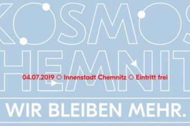 Aus #wirsindmehr wird #wirbleibenmehr - Kosmos Chemnitz mit HERBERT GRÖNEMEYER, ALLIGATOAH, TOCOTRONIC uvm.