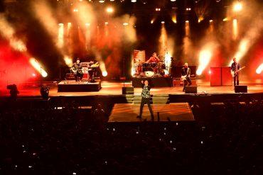 MIDNIGHT OIL kehren 2019 für 7 Konzerte nach Deutschland zurück.