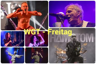 WAVE-GOTIK-TREFFEN (WGT) 2019 - FREITAG (07.06.2019)