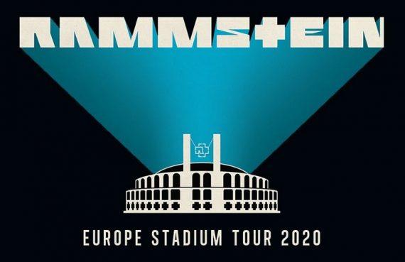 Verlegung: RAMMSTEIN 2021 wieder auf Stadion-Tour - Termine stehen fest!