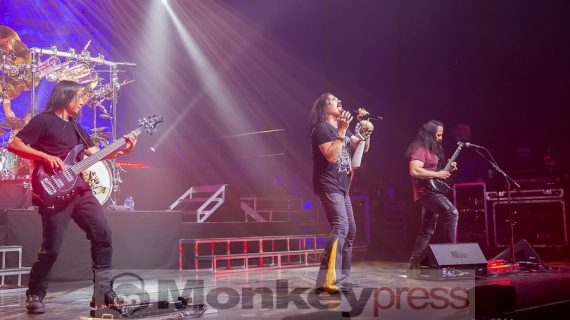 Fotos: DREAM THEATER