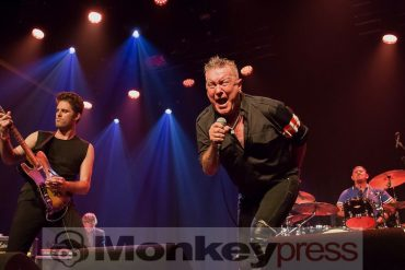 Fotos: JIMMY BARNES