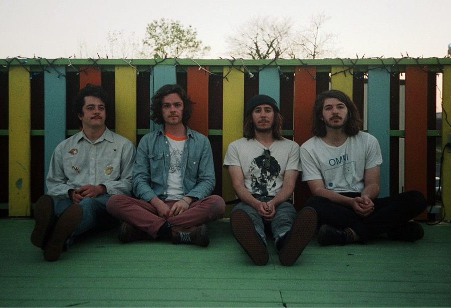 Geiler Indierock im hitzigen August? THE DISTRICTS on Tour