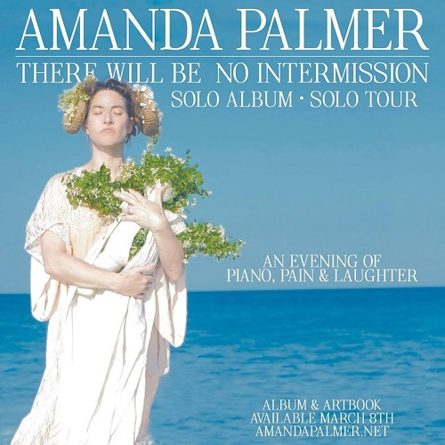 An evening of piano, pain & laugther - AMANDA PALMER on Tour