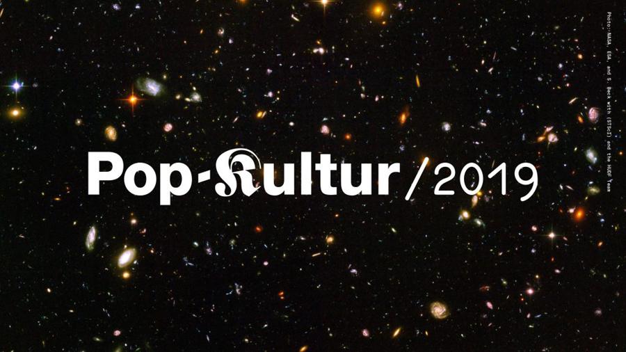 POP-KULTUR wird fünf! Feiert und diskutiert vom 21. bis 23. August in Berlin