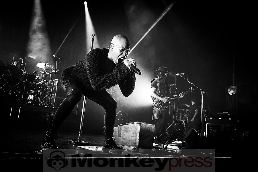 Fotos: SKUNK ANANSIE