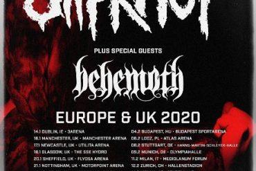 SLIPKNOT - 2020 wieder in Europa
