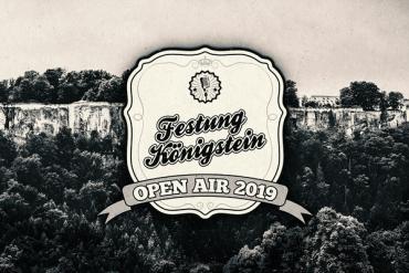 Festung Königstein Open Airs 2019 - Die Festung rockt!