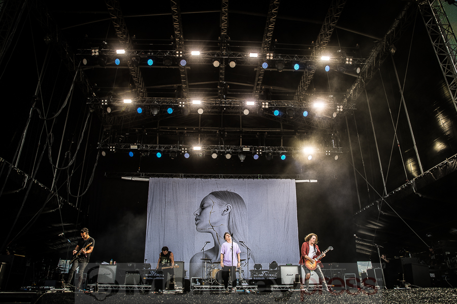 Nothing But Thieves, (C) Alexander Jung