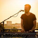 FLONSKE - Rooftop-Konzert, Relexa Hotel Bellevue Hamburg (31.08.2019)