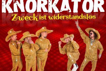 KNORKATOR - Deutschlands meiste Band der Welt ab Oktober auf Tour