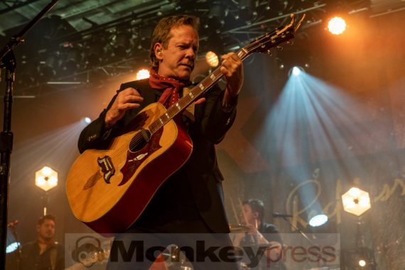 Fotos: KIEFER SUTHERLAND