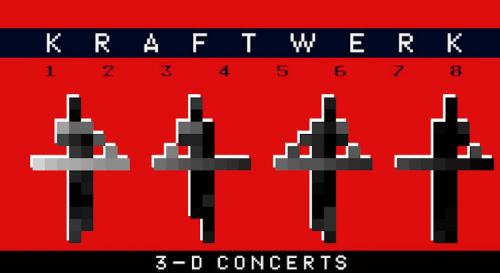 KRAFTWERK: 3D-Konzert auf der Hofgartenwiese Bonn