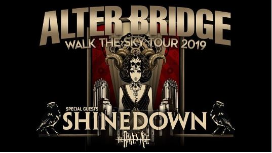 "ALTER BRIDGE mit ""Walk The Sky"" auf Tour"
