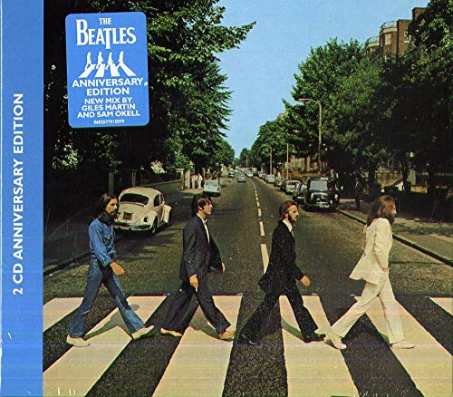 THE BEATLES - Abbey Road (50th Anniversary)